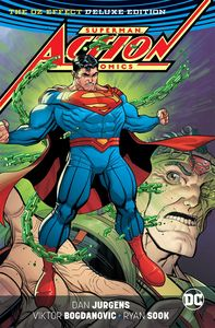 [Superman: Action Comics: Mr Oz (Rebirth) (Deluxe Edition - Hardcover) (Product Image)]