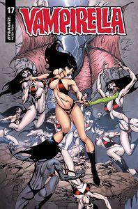 [Vampirella #17 (Castro Bonus Variant) (Product Image)]