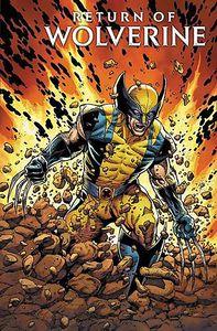 [Return Of Wolverine (Product Image)]