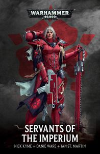 [Warhammer 40K: Servants Of The Imperium (Product Image)]
