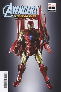 [Avengers: Tech-On #1 (Toy Variant) (Product Image)]