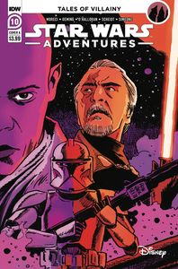 [Star Wars Adventures (2021) #10 (Cover A Francavilla) (Product Image)]