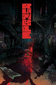 [Rumble #10 (Cover A Rubin) (Product Image)]