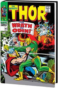 [Loki: Omnibus: Volume 1 (Kirby DM Variant Hardcover) (Product Image)]