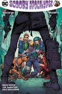 [Scooby Apocalypse: Volume 2 (Product Image)]