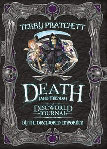 [Death & Friends: A Discworld Journal (Hardcover) (Product Image)]
