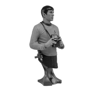 [Star Trek: Masterpiece Collection Maxi Bust: Spock (Product Image)]