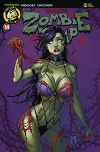 [Zombie Tramp Ongoing #48 (Cover C Turner) (Product Image)]