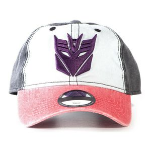 [Transformers: Adjustable Cap: Decepticons (Product Image)]