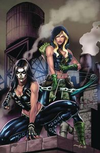 [Grimm Fairy Tales: Robyn Hood: Tarot (One Shot - Cover B Luis) (Product Image)]