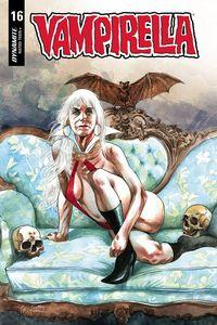[Vampirella #16 (Gunduz Color Variant) (Product Image)]