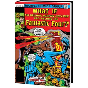 [What If: Original Marvel Series: Omnibus: Volume 1 (Kirby Dm Variant Hardcover) (Product Image)]