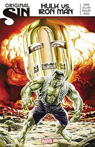 [Original Sin: Hulk Vs Iron Man (Product Image)]