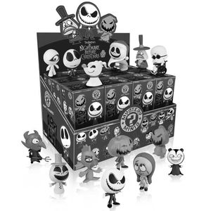 [Nightmare Before Christmas: Mystery Mini Vinyl Figures (Blind Boxed) (Product Image)]
