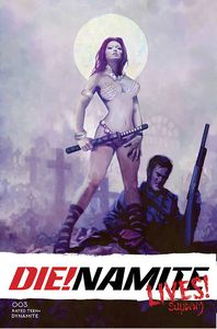 [Die!Namite: Lives #3 (Cover H Suydam Non Zombie Variant) (Product Image)]