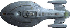 [Star Trek: Starships Special #19 Lg. USS Voyager (Product Image)]
