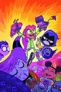 [Teen Titans Go #6 (Product Image)]
