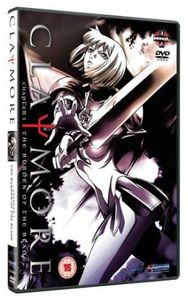 [Claymore: Volume 1 & 2 (Product Image)]
