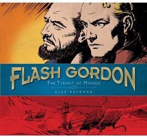 [The Complete Flash Gordon Library: Volume 2: The Tyrant Of Mongo (Hardcover - Titan Edition) (Product Image)]