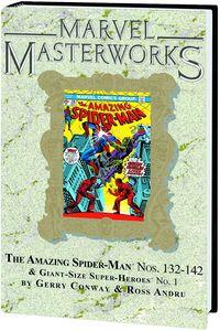 [Marvel Masterworks: Amazing Spider-Man: Volume 14 (Dm Variant Edition 182 - Hardcover) (Product Image)]