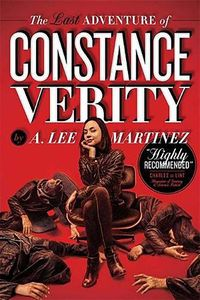 [The Constance Verity Trilogy: Book 1: The Last Adventure Of Constance Verity (Product Image)]