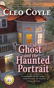 [Haunted Bookshop Mystery: Book 7: The Ghost & The Haunted Portrait (Product Image)]