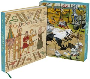[Quidditch Through The Ages (Illustrated Deluxe Edition Hardcover) (Product Image)]