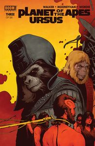 [Planet Of The Apes: Ursus #3 (Main & Mix) (Product Image)]