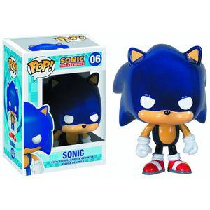 [Sonic The Hedgehog: Pop! Vinyl Figure: Sonic (Product Image)]