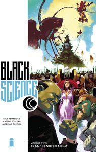 [Black Science Premiere: Volume 2: Transcendentalism (Premiere Edition Hardcover) (Product Image)]