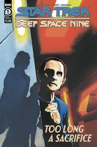 [Star Trek: DS9: Too Long A Sacrifice #1 (Cover A Drumond) (Product Image)]
