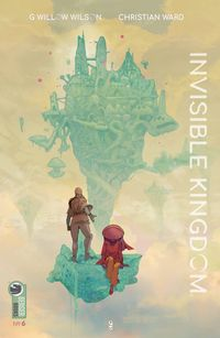 [The cover for Invisible Kingdom #6]
