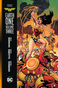 [Wonder Woman: Earth One: Volume 3 (Hardcover) (Product Image)]