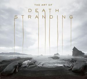 [The Art Of Death Stranding (Hardcover) (Product Image)]