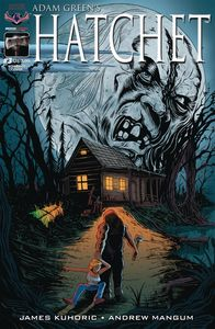 [Hatchet #3 (Cover B Hasson Swamp Terror) (Product Image)]