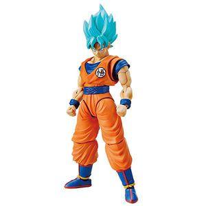 [Dragon Ball: Figure-Rise Action Figure: Super Saiyan God Super Saiyan Son Gokou (Product Image)]