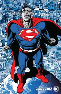 [Superman: Red & Blue #2 (Cover B Brian Bolland Variant) (Product Image)]