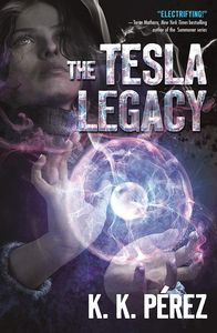 [The Tesla Legacy (Hardcover Signed Edition) (Product Image)]