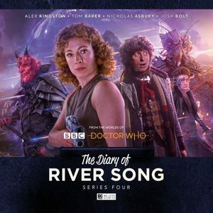 [Diary Of River Song: Series 4 (Product Image)]
