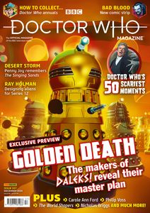 [Doctor Who Magazine #557 (Time Lord Victorious: Monstrous Beauty - Part 2) (Product Image)]
