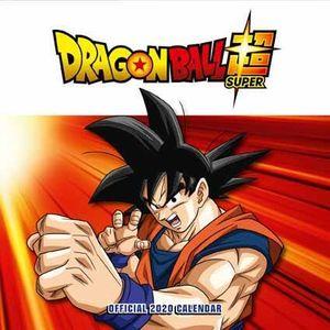 [Dragon Ball Super: Square Calendar: 2020 (Product Image)]