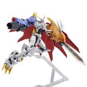[Digimon: Figure Rise Model Kit: Omegamon (Amplified) (Product Image)]