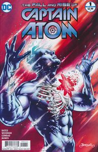 [Fall & Rise Of Captain Atom #1 (Product Image)]