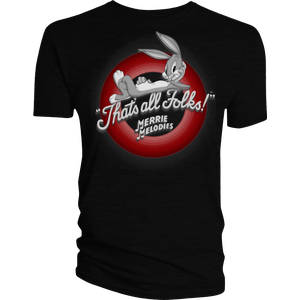 [Looney Tunes: T-Shirt: That's All Folks! (With Bugs Bunny) (Product Image)]