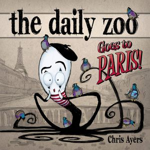 [The Daily Zoo: Goes To Paris (Product Image)]