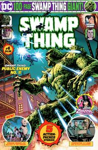 [Swamp Thing: Giant Edition #4 (Product Image)]