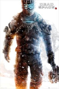 [Dead Space 3: Poster: Isaac (Product Image)]