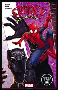 [Spidey: Schools Out (Marvel Premiere Graphic Novel) (Product Image)]