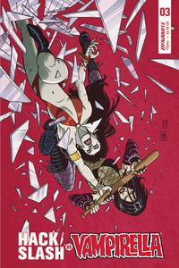 [Hack Slash Vs Vampirella #3 (Cover B Sudzuka) (Product Image)]