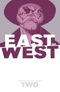 [East Of West: Volume 2: We Are All One (Product Image)]